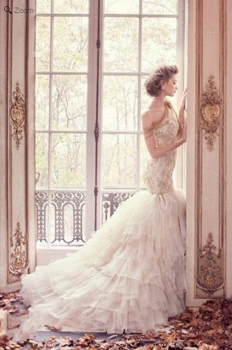 Landybridal beautiful wedding dresses on sale | http://www.landybridal.co/