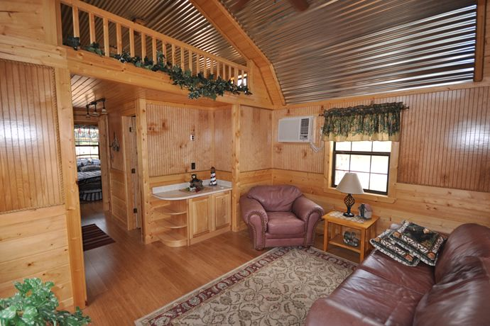 Pinterest the world s catalog of ideas for Hunting cabin interior designs