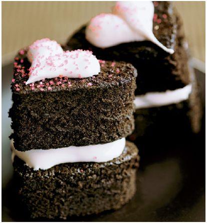 Heartcakes , il dolce per San Valentino senza sensi di colpa - Le Fitchef