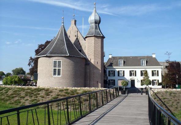 The Netherlands, Province of Drenthe,   Coevorden - Castle Coevorden.