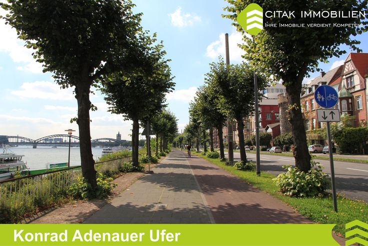 Köln-Neustadt Nord-Konrad Adenauer Ufer