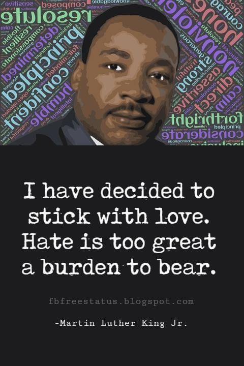 Most Powerful Martin Luther King Jr Quotes Martin Luther Quotes