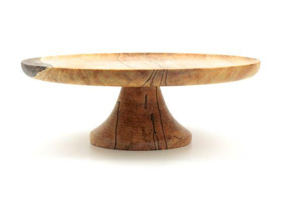 ... pedestal cake stand wood turning woodturning lathe inspiration modern
