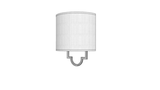 QUOIZEL LAURIE SMITH MILLENNIUM PEWTER PLATED WALL SCONCE - 3D Warehouse