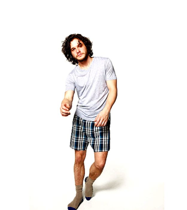 """His real name is Christopher, but nobody calls him that.   20 Things You Should Know About Kit Harington From """"Game Of Thrones"""""""