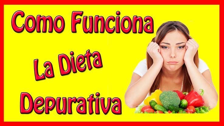 Como Funciona la Dieta Depurativa