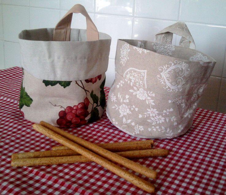 Oltre 25 fantastiche idee su cestini da bagno su pinterest - Portapane ikea ...