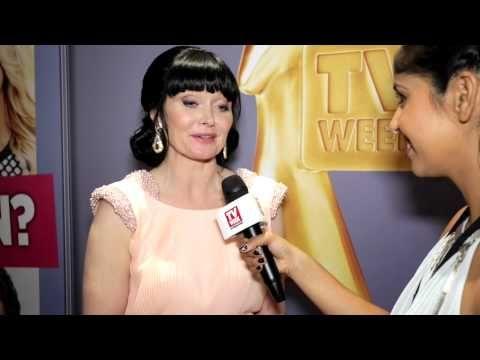 Essie Davis Interview   Miss Fishers Murder Mysteries
