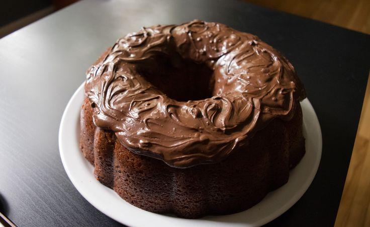 Milky Way Cake (originally a Disney Beaches & Cream Soda Shop recipe).  Like eating the candy bar but in cake form.