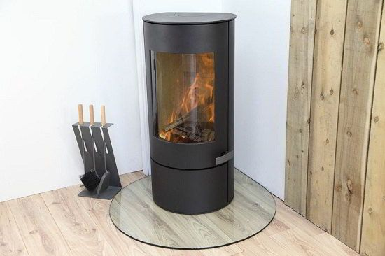 Mendip Somerton stove £1343, 7.5kw