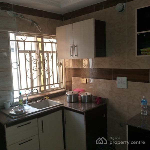 For Sale Superbly Finished 4 Bedroom Detached Bungalow Ogunfayo Estate Beside Mayfair Gardens Ibeju Lekki La In 2020 Bungalows For Sale Gate House Bungalow Design