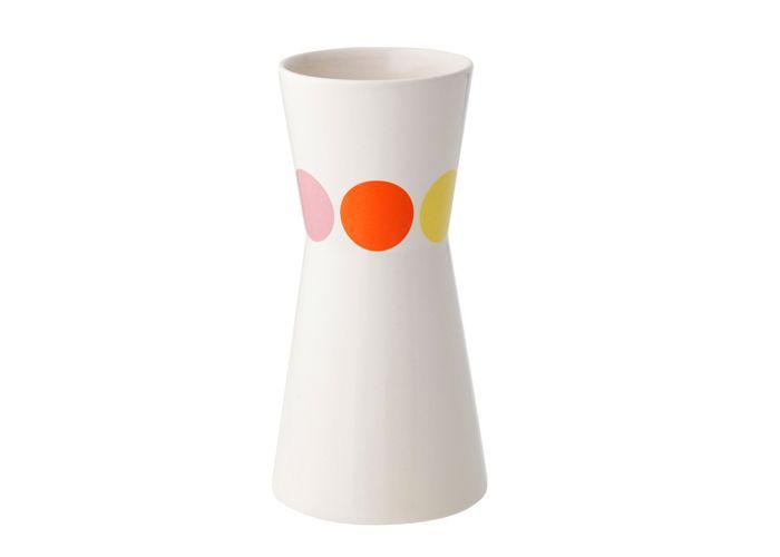 Helbak DOT Vase - Tinga Tango Designbutik - Helbak keramik Porcelæn