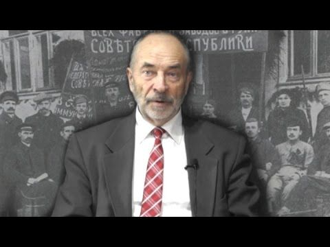 Военный коммунизм. Профессор Попов