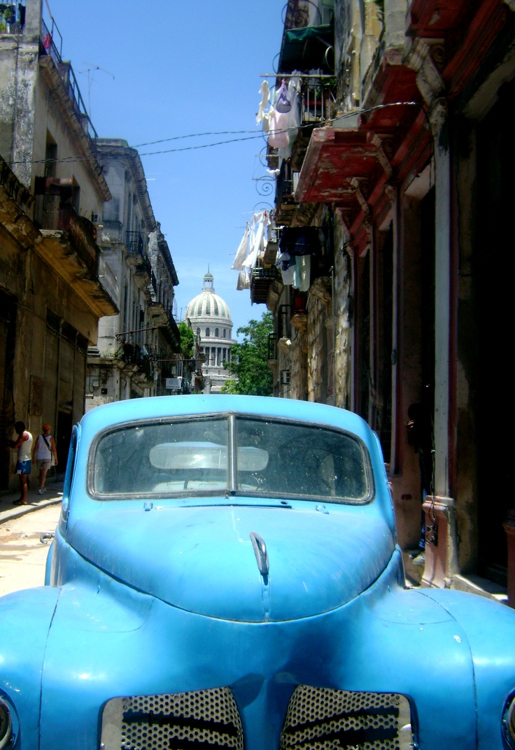 Havana, truly one of the most fascinating cities I have ever visited.