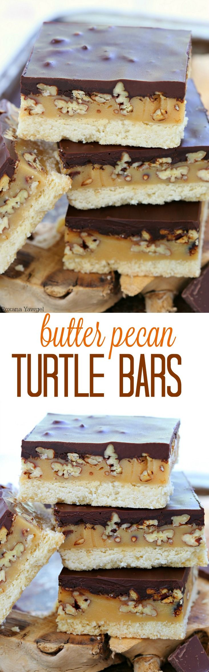 Easy pecan turtle recipes