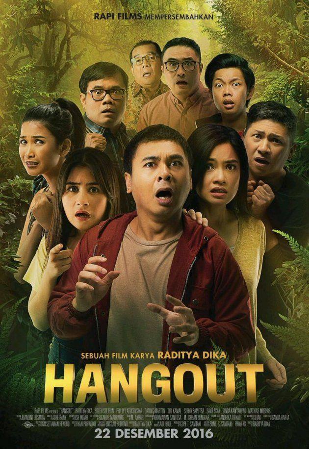 Download Hangout (2016) WEBDL Indonesia Indofilm
