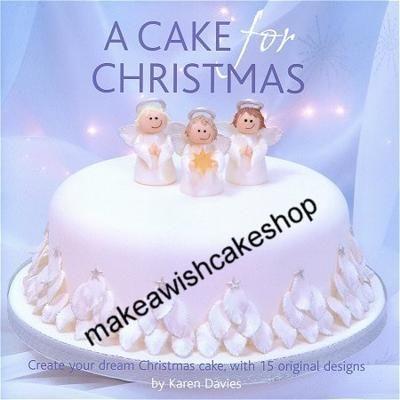 Create your dream Christmas cake