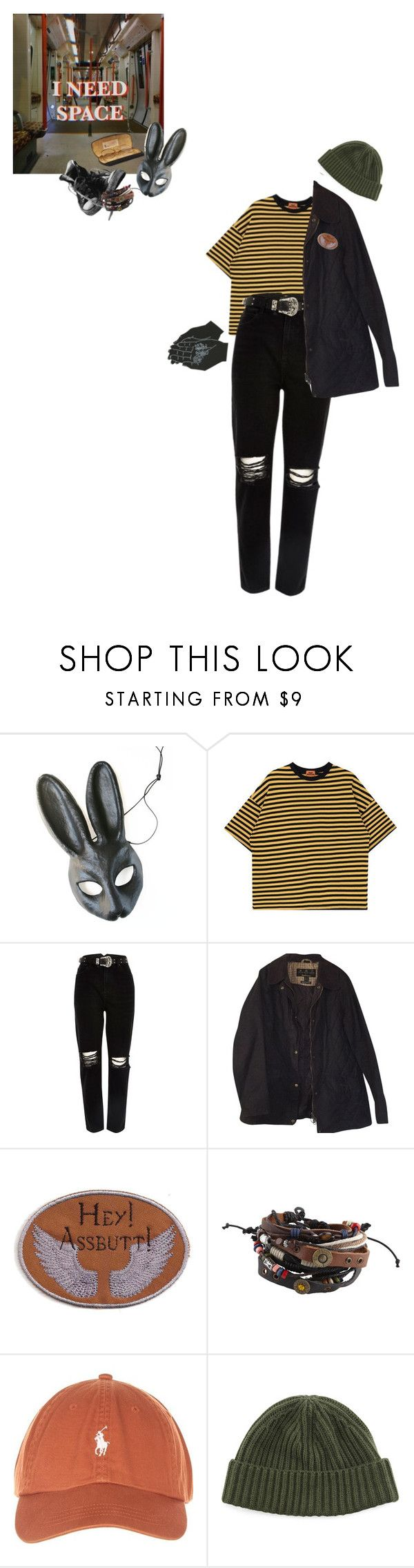 """""""Space"""" by lilmrsmocha ❤ liked on Polyvore featuring River Island, Barbour, ALDO and Bergdorf Goodman"""