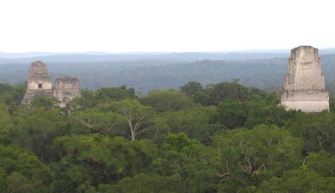 Cheap places to travel on the us dollar tikal buckets for Cheap place to go for vacation