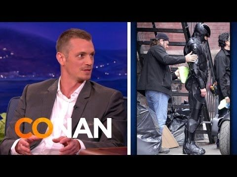 Joel Kinnaman - funny - YouTube I absolutely LOVE this guy. He's so real.
