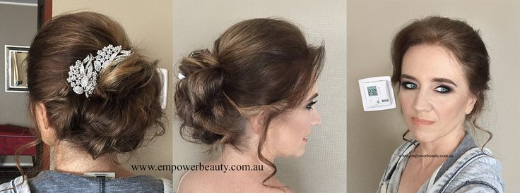 Make up and hairstyle fro AACTA Awards by me