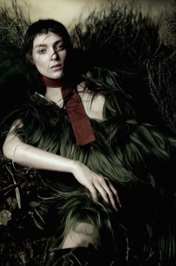 Kati Nescher by Sølve Sundsbø for Vogue Italia November 2014