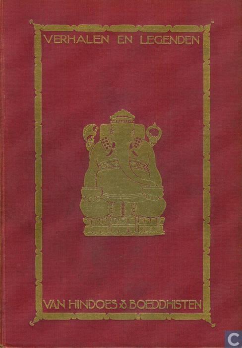Books - Caland, Prof.Dr. W. - Verhalen en Legenden van Hindoes & Boeddhisten