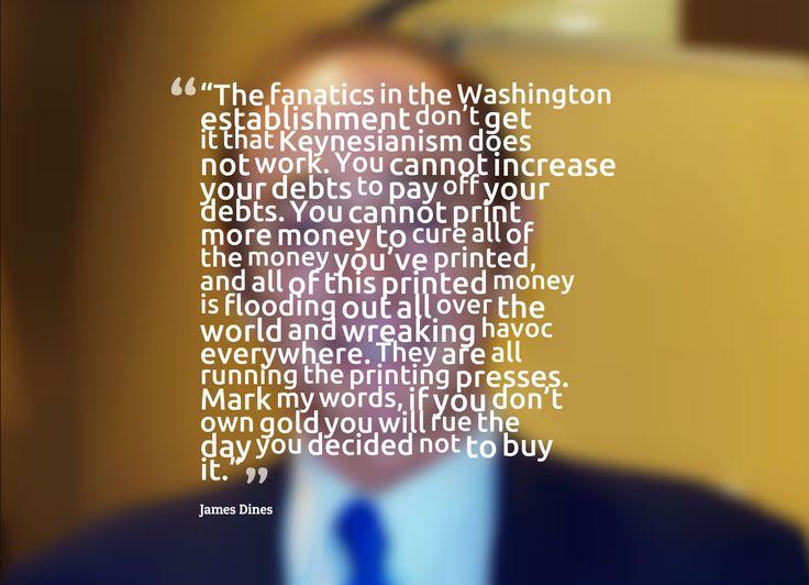 James Dine quote
