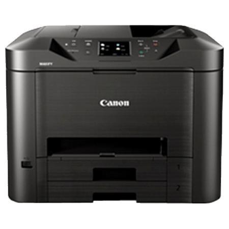 Canon MAXIFY MB5340  — 13741 руб. —  Мощное МФУ для небольших офисов с высокими требованиями к производительности. Высокая скорость двусторонней печати и двустороннего сканирования, лоток для бумаги на 500 листов и функциональные элементы управления плюс подключение к мобильным устройствам и облачным ресурсам.