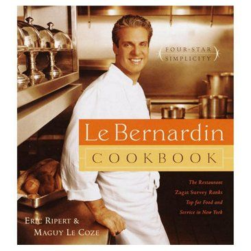 Check out this item at One Kings Lane! Le Bernardin Cookbook
