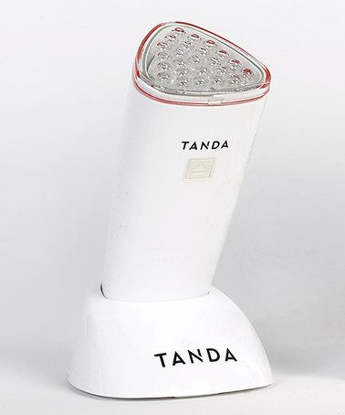 This Tanda Luxe Anti-Aging Red Light Therapy Treatment by Tanda is perfect! #zulilyfinds