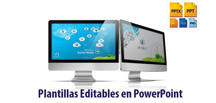 10 Plantillas Editables Presentaciones de Empresa en PowerPoint