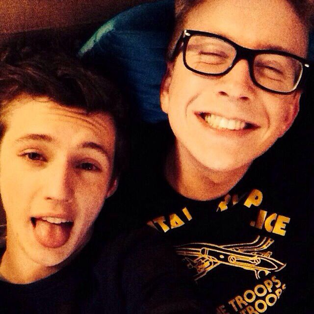 Connor france and tyler oakley dating after divorce
