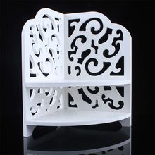 1Pcs White Baroque Small Corner Bath Den Shelf $10 AUD #DirectBuy GO: http://confer.com.au/products/1pcs-white-baroque-small-corner-bath-den-shelf/