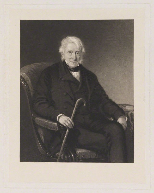 George Percy, 5th Duke of Northumberland, by Samuel Bellin, after  J. Sydney Willis Hodges, 1867 - NPG D39312 - © National Portrait Gallery, London