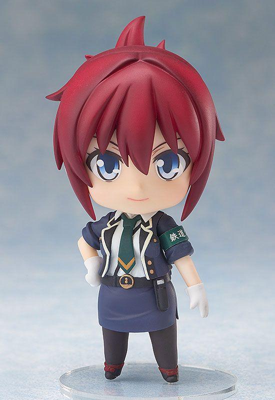 Buy PVC figures - Rail Wars PVC Figure - Nendoroid Aoi Sakurai - Archonia.com