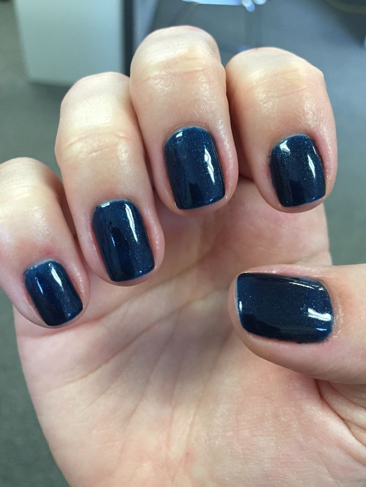 20 Best CND Shellac Dark Shades Images On Pinterest