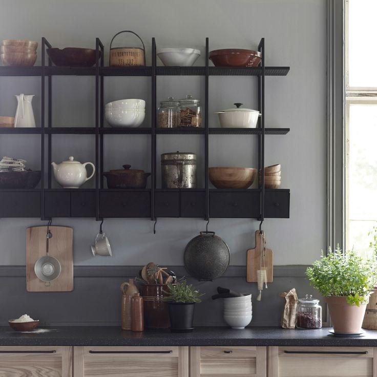 Ikea: im Februar ganz viel Neues. | Ikea regal küche, Ikea ...