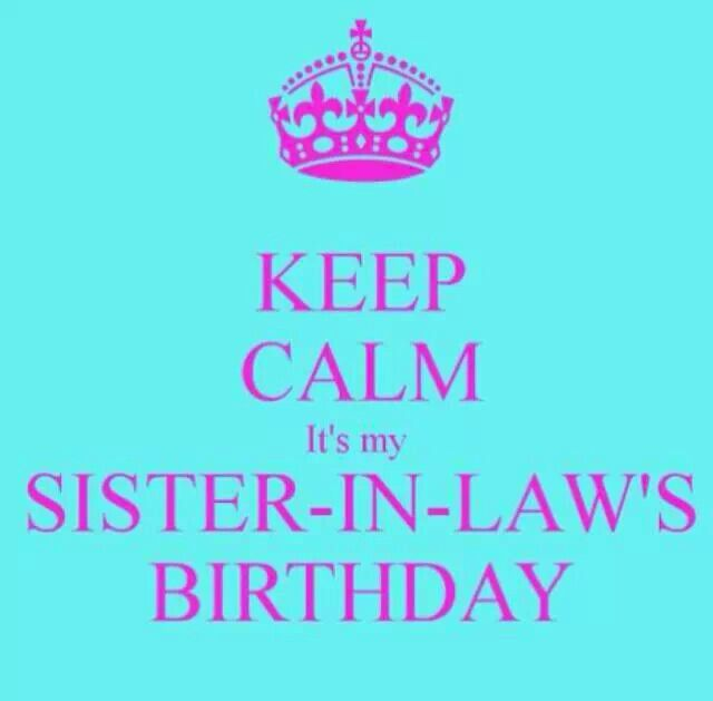 Best 25 Sister in law birthday ideas – Funny Birthday Greetings for Sister in Law