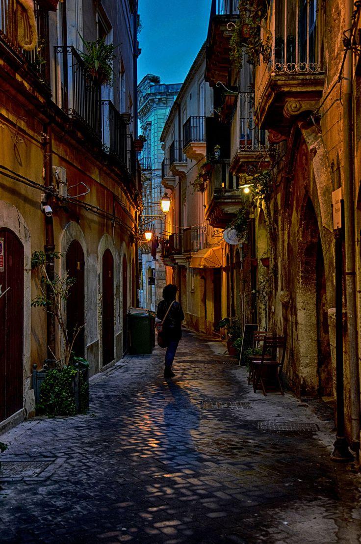 Ortigia.Sicily