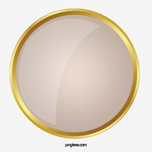 Golden Circle Badge Circle Clipart Gold Circle Png Transparent Clipart Image And Psd File For Free Download Circle Clipart Golden Circle Clip Art