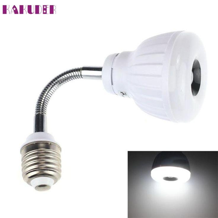 High Quality AC 110V 220V 5W LED PIR Infrared Sensor Motion Detector Light Bulb Lamp US Plug #Affiliate