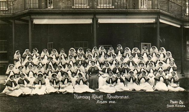Southmead Hospital WW1.