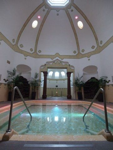 Arpad Bath - Szekesfehervar, Hungary