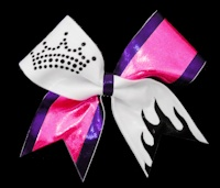 17 Best Images About Cheer Bow Ideas On Pinterest Pink