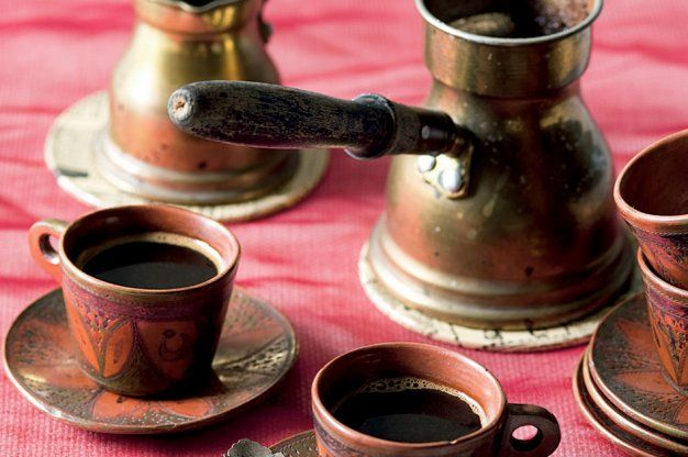 Turecká káva | Apetitonline.cz