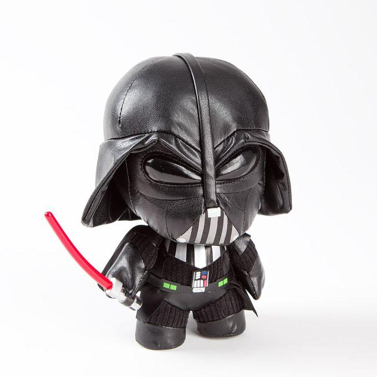 Star wars darth vader soft sculpture
