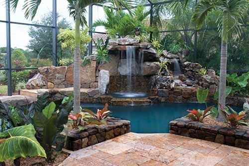 Grotto pool designs virtual design of grotto water for Virtual pool design