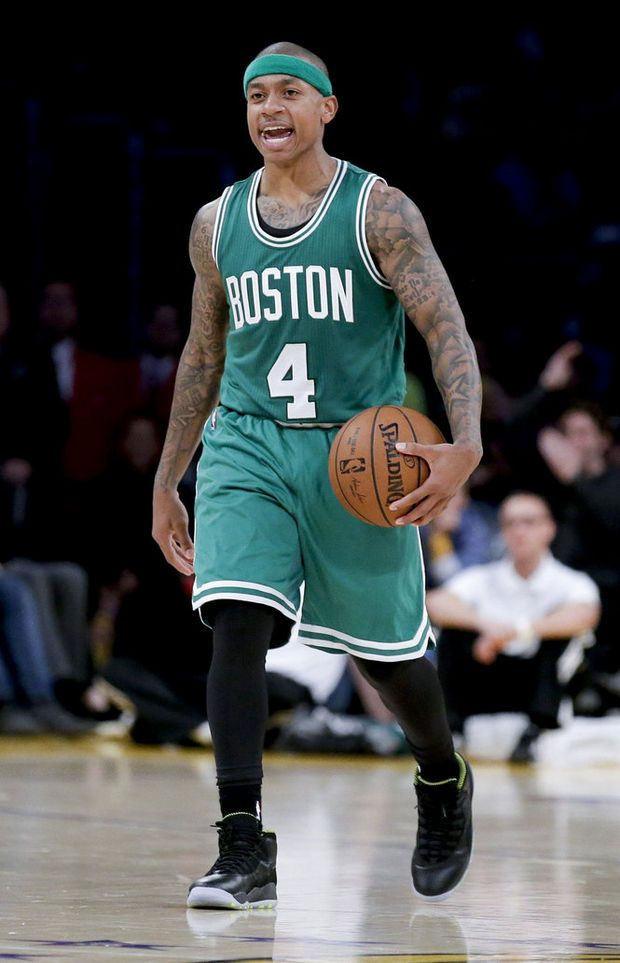Isaiah Thomas didn't deserve to get ejected from Boston Celtics .