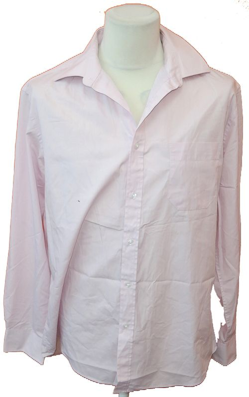 BRUMLA.CZ – Značkový dětský a dospělý second hand a outlet, použité oděvy pro děti a dospělé - Pánská růžová košile zn. Thomas Nash